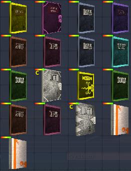 all bp books.jpg