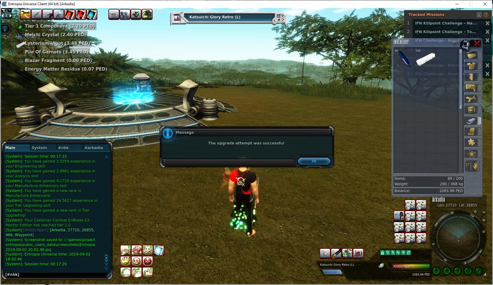 Tier 1-B Castorian Combat EnBlade-13 Mentor Edition.jpg