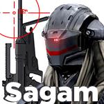 Sagam
